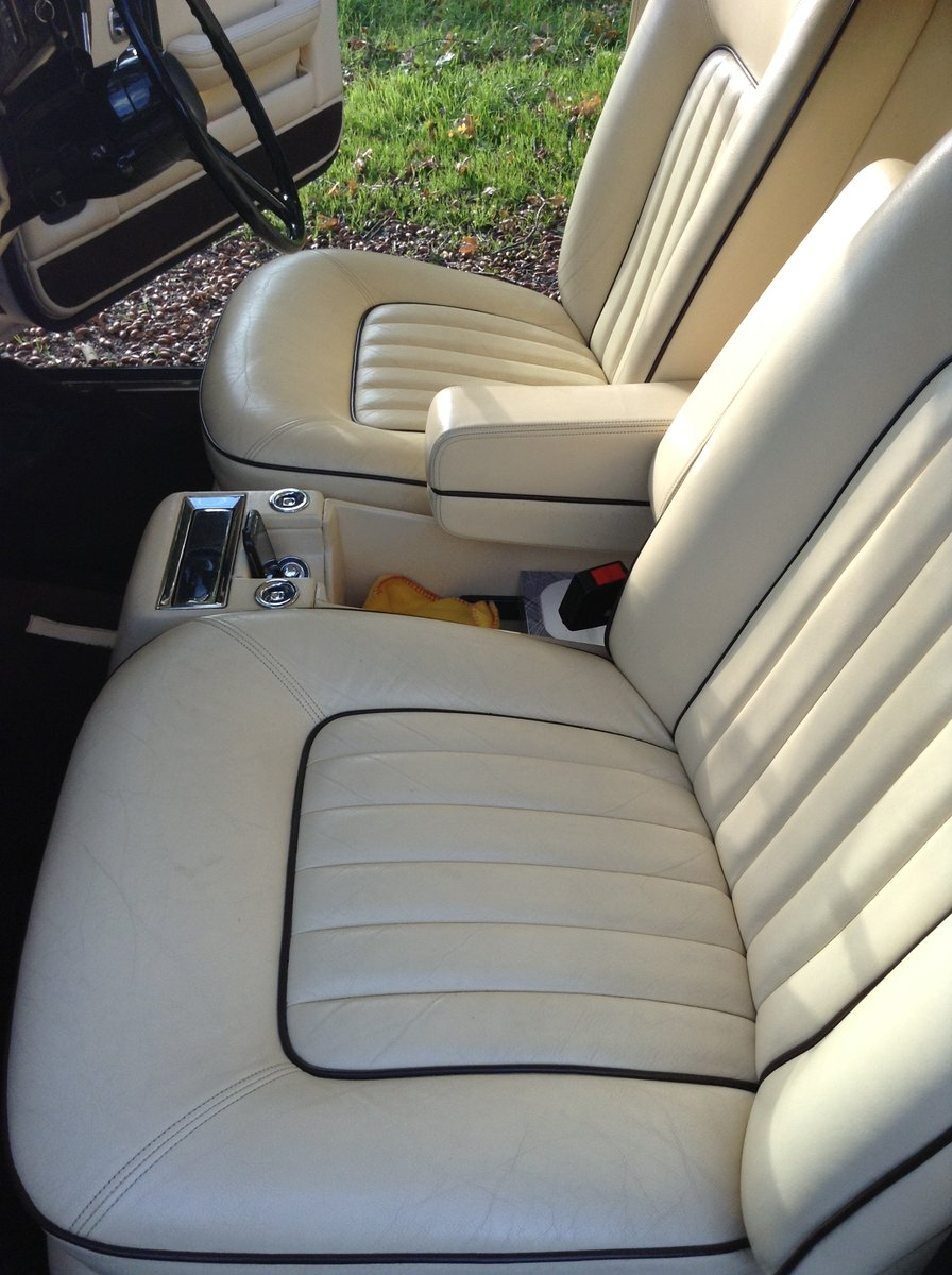 1983 Rolls Royce Silver Spirit Low Mileage For Sale (picture 6 of 6)