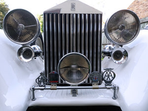 Rolls-Royce 25/30 Touring saloon special GXM 35