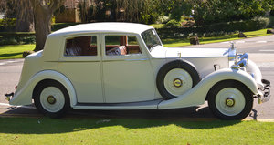 Rolls-Royce 25/30 Touring saloon special GXM 35 For Sale