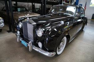 1959 Rolls Royce Silver Cloud I 4.9L 6 cyl  SOLD