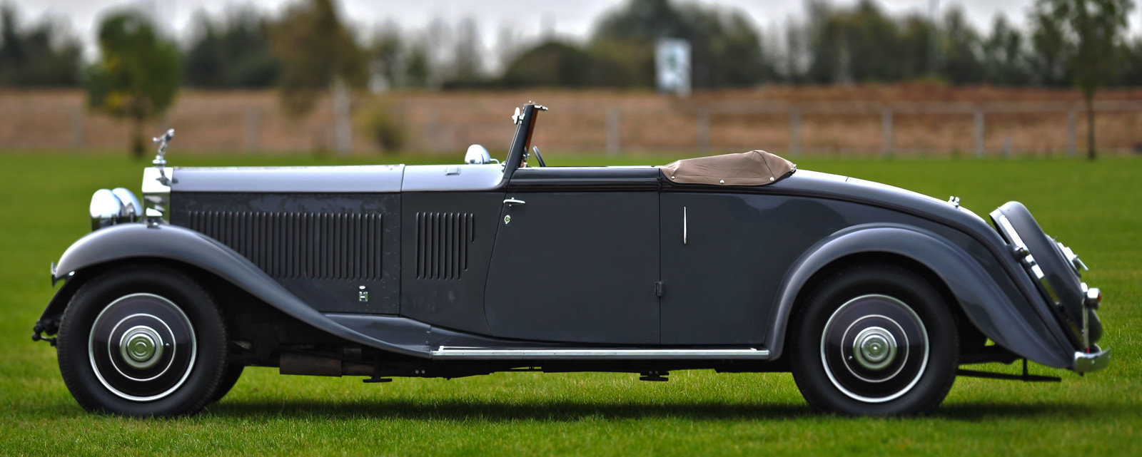 1932 Rolls-Royce Phantom II Continental Drophead Coupe by Ca For Sale (picture 2 of 6)