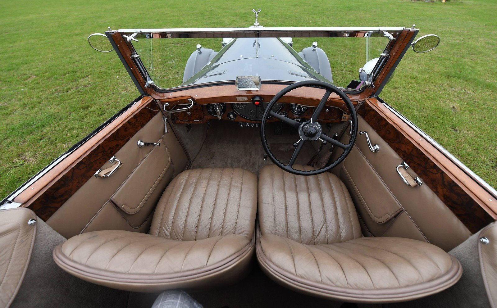 1932 Rolls-Royce Phantom II Continental Drophead Coupe by Ca For Sale (picture 4 of 6)
