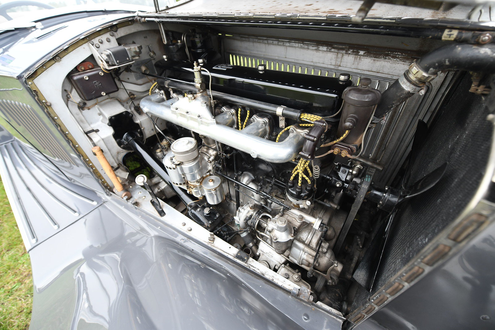 1932 Rolls-Royce Phantom II Continental Drophead Coupe by Ca For Sale (picture 6 of 6)