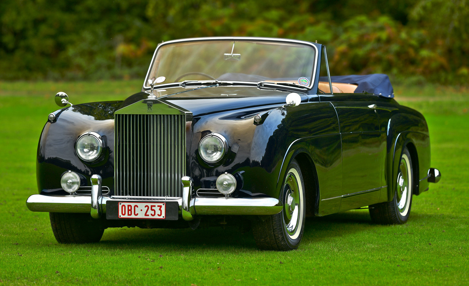 1957 Rolls Royce Silver Cloud 1 Drop Head Coupe. For Sale (picture 1 of 6)