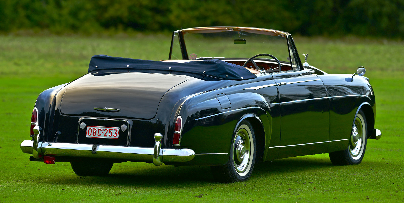 1957 Rolls Royce Silver Cloud 1 Drop Head Coupe. For Sale (picture 3 of 6)