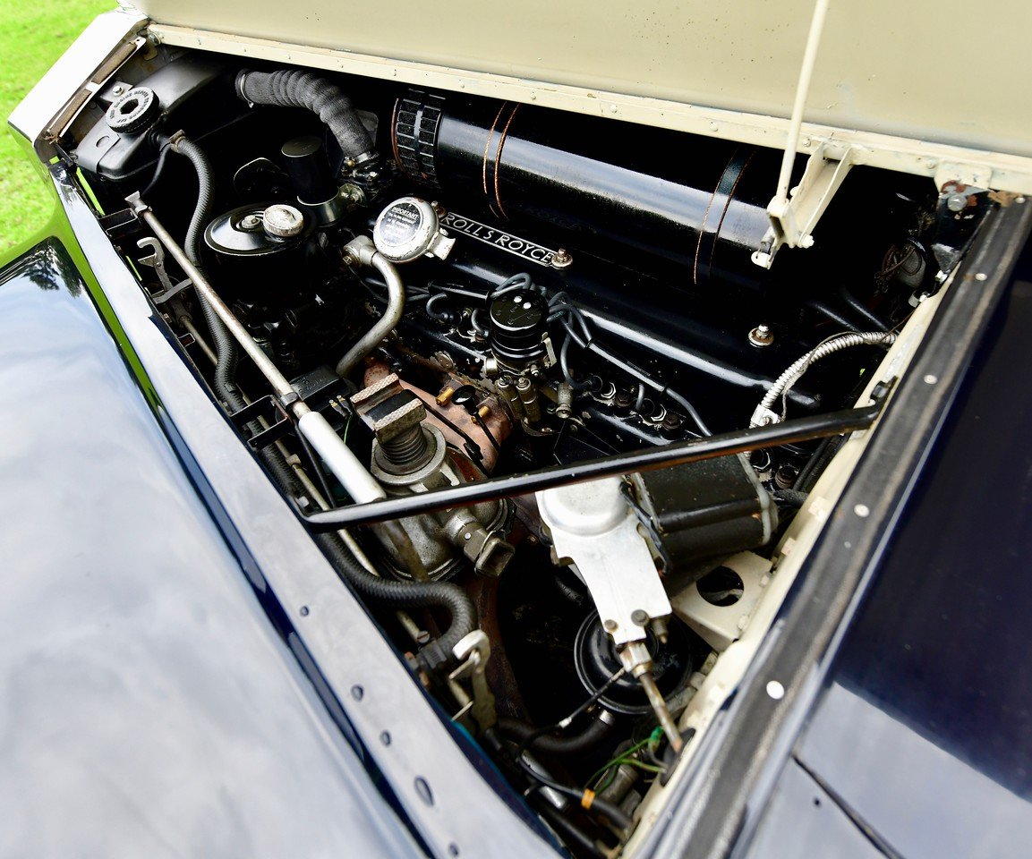 1957 Rolls Royce Silver Cloud 1 Drop Head Coupe. For Sale (picture 6 of 6)