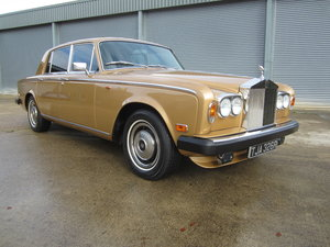 1977 Rolls Royce Silver Wraith II (Left hand drive) For Sale