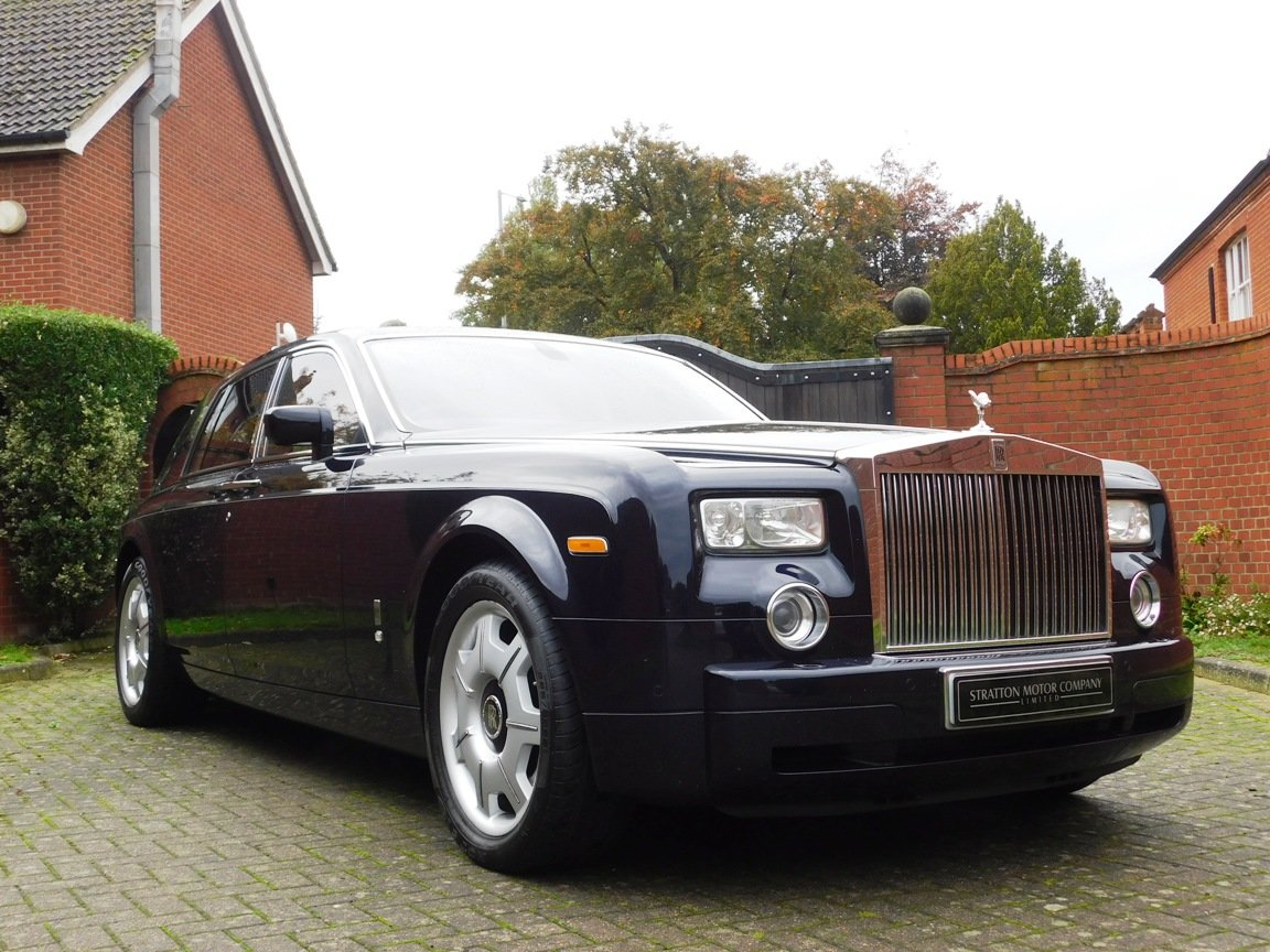 2005 Rolls Royce Phantom For Sale (picture 1 of 18)