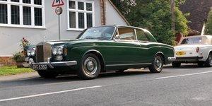 1969 ROLLS ROYCE MPW 2-DOOR COUPE PRE CORNICHE For Sale