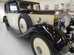 1935 Rolls-Royce 20/25 Barker Sedanca de Ville For Sale