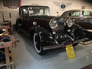 Picture of 1932 20/25 Sport Saloon - A. Mulliner For Sale