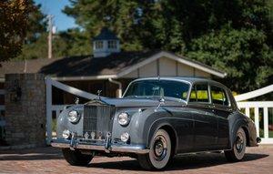 1958 Rolls Royce Silver Cloud LHD clean Silver(~)Grey $74.9k For Sale