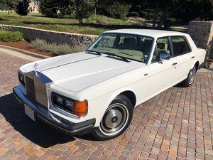 1981 Rolls Royce Silver Spur LHD clean Ivory(~)Tan $15.7k For Sale