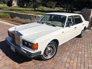 1981 Rolls Royce Silver Spur LHD clean Ivory(~)Tan $15.7k