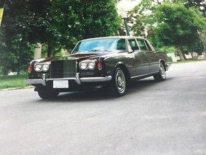 1972 Rolls-Royce Silver Shadow LWB For Sale