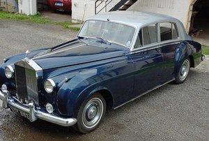 1960 Rolls-Royce Silver Cloud II RHD Barn Find Project $22k For Sale
