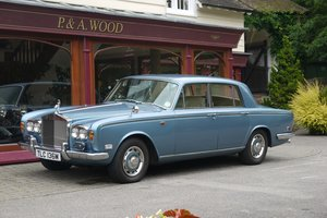 Rolls-Royce Silver Shadow. September 1973 For Sale