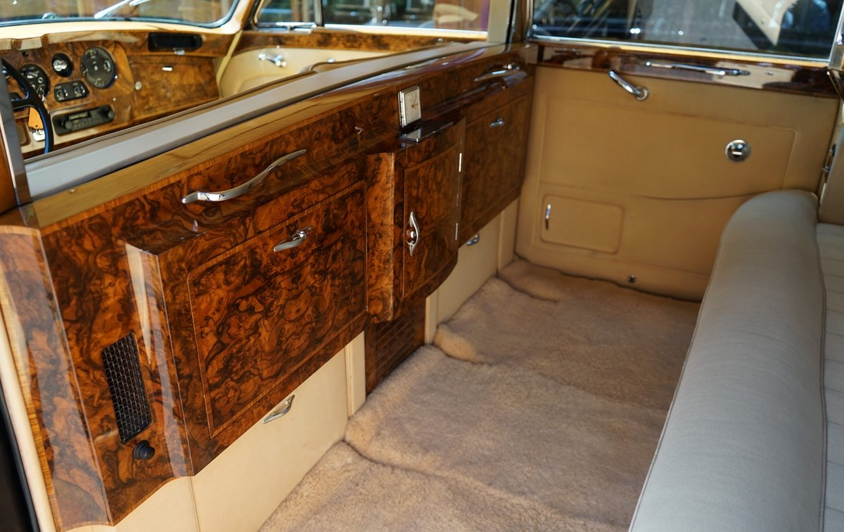 Rolls-Royce Phantom V 1966 LHD PV23 Limousine by James Young For Sale (picture 6 of 6)