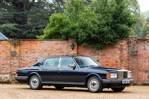 1995 Rolls-Royce Silver Spur IV For Sale
