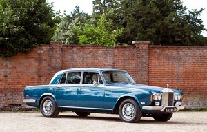 Rolls-Royce Silver Shadow only 34,000 miles