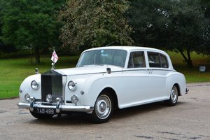 1962 Rolls-Royce Phantom V Limousine For Sale by Auction