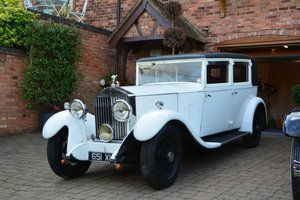 1932 Rolls-Royce 20/25 Park Ward Saloon For Sale by Auction