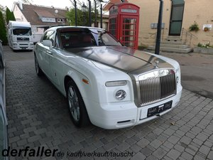 2009 Rolls Royce Phantom Coupe Inspektion bei 44.291 km