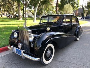 1950 ROLLS-ROYCE SILVER WRAITH For Sale
