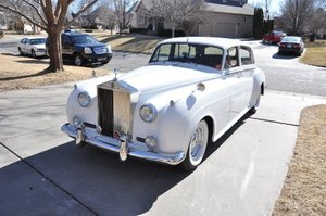 1962 Rolls Royce Silver Shadow 4DR Sedan