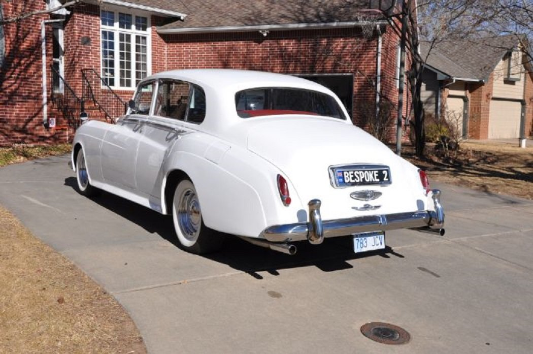 1962 Rolls Royce Silver Shadow 4DR Sedan For Sale (picture 3 of 6)
