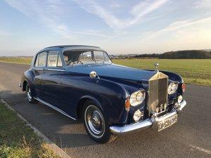 1963 Rolls Royce Silver Cloud 3. Under Offer. SOLD