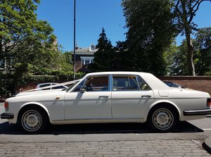 1986 Rolls Royce Silver Spirit For Sale