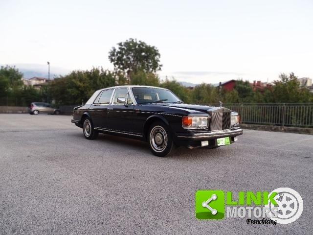 1982 Rolls Royce Silver Spirit For Sale (picture 1 of 6)