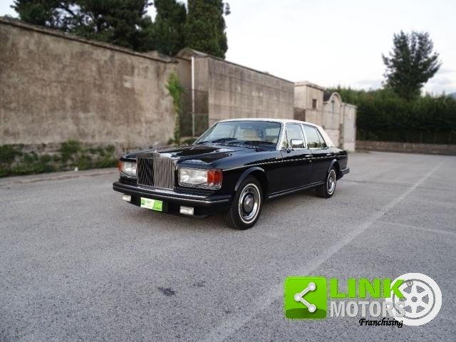 1982 Rolls Royce Silver Spirit For Sale (picture 2 of 6)
