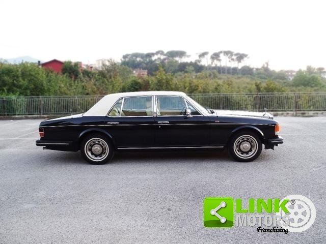 1982 Rolls Royce Silver Spirit For Sale (picture 4 of 6)