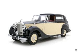 1947 ROLLS-ROYCE SILVER WRAITH SEDANCA DEVILLE For Sale
