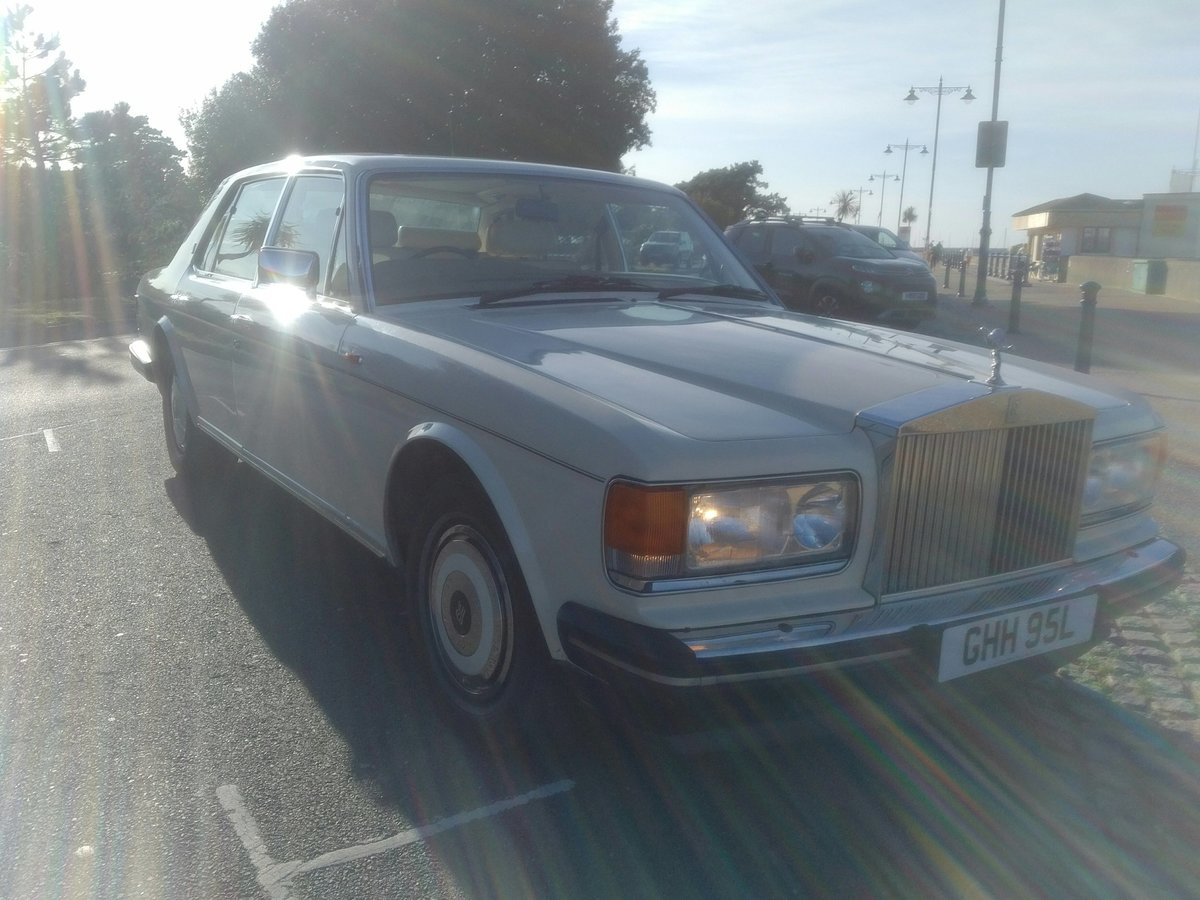 1988 Rolls Royce Silver Spirit II - Stunning For Sale (picture 1 of 6)