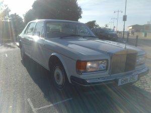 1988 Rolls Royce Silver Spirit II - Stunning
