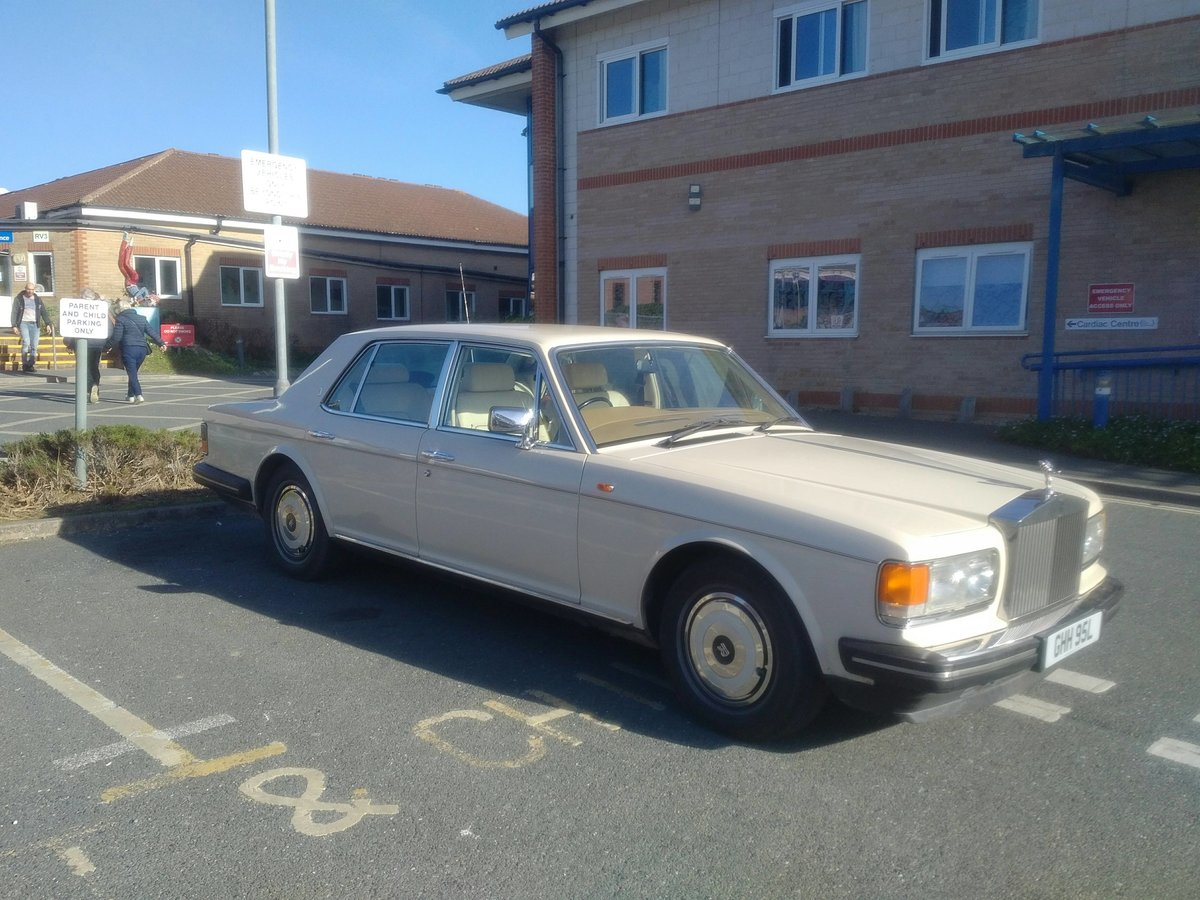 1988 Rolls Royce Silver Spirit II - Stunning For Sale (picture 2 of 6)