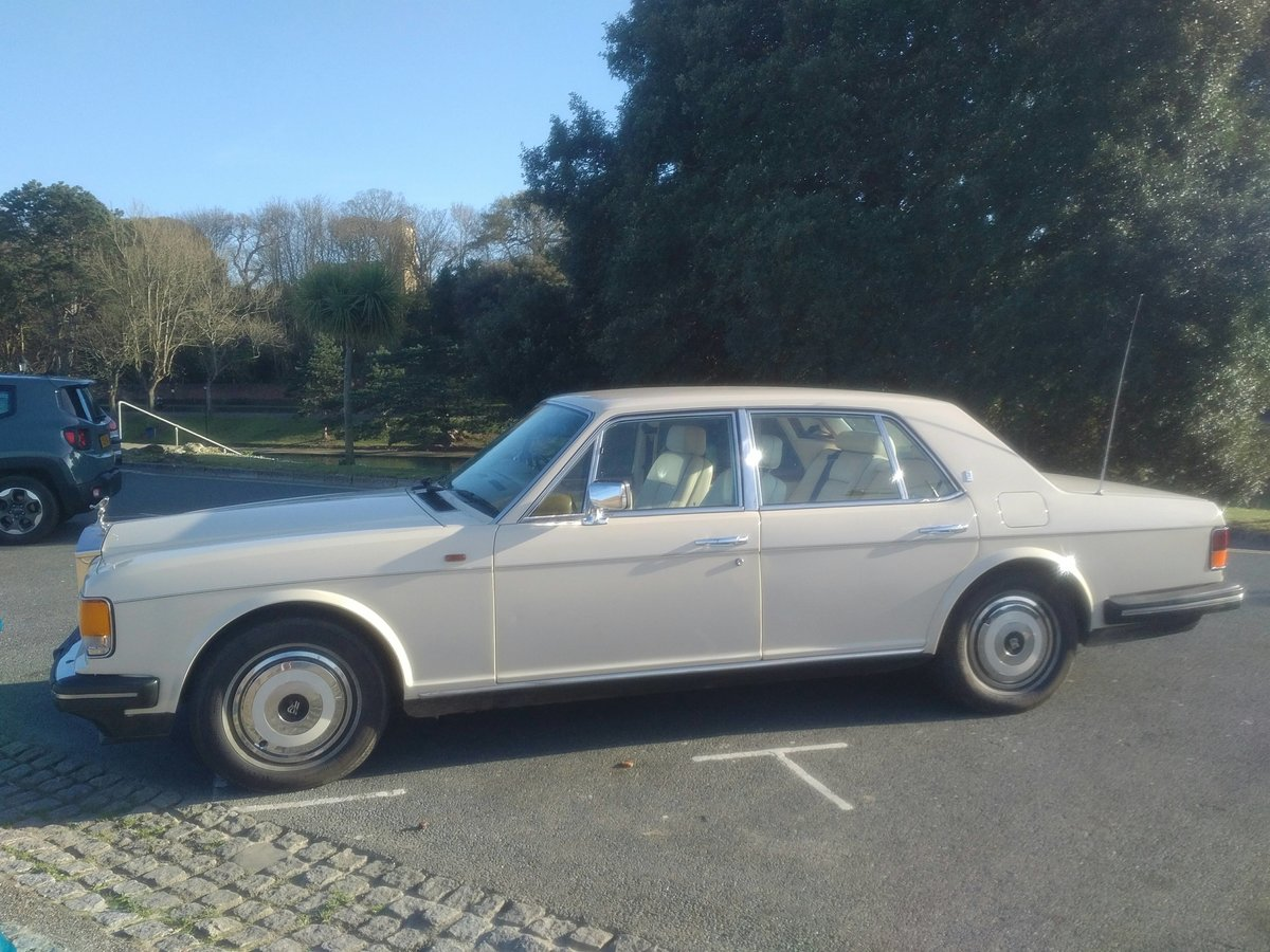 1988 Rolls Royce Silver Spirit II - Stunning For Sale (picture 3 of 6)