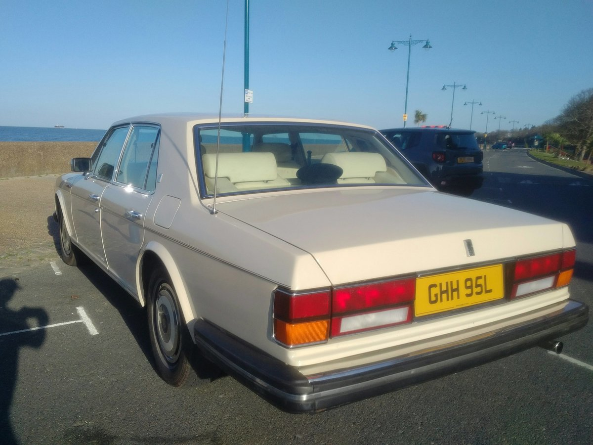 1988 Rolls Royce Silver Spirit II - Stunning For Sale (picture 4 of 6)
