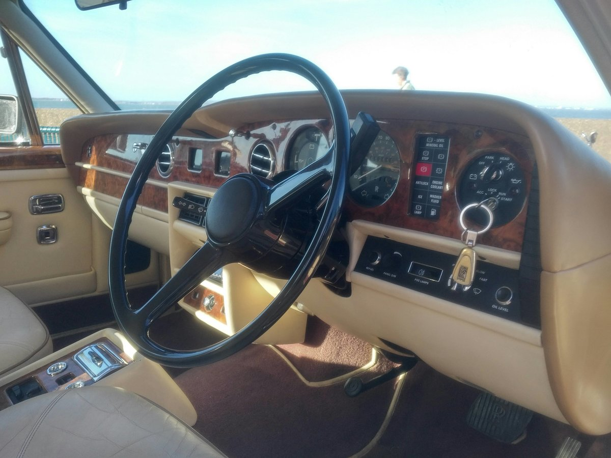 1988 Rolls Royce Silver Spirit II - Stunning For Sale (picture 5 of 6)