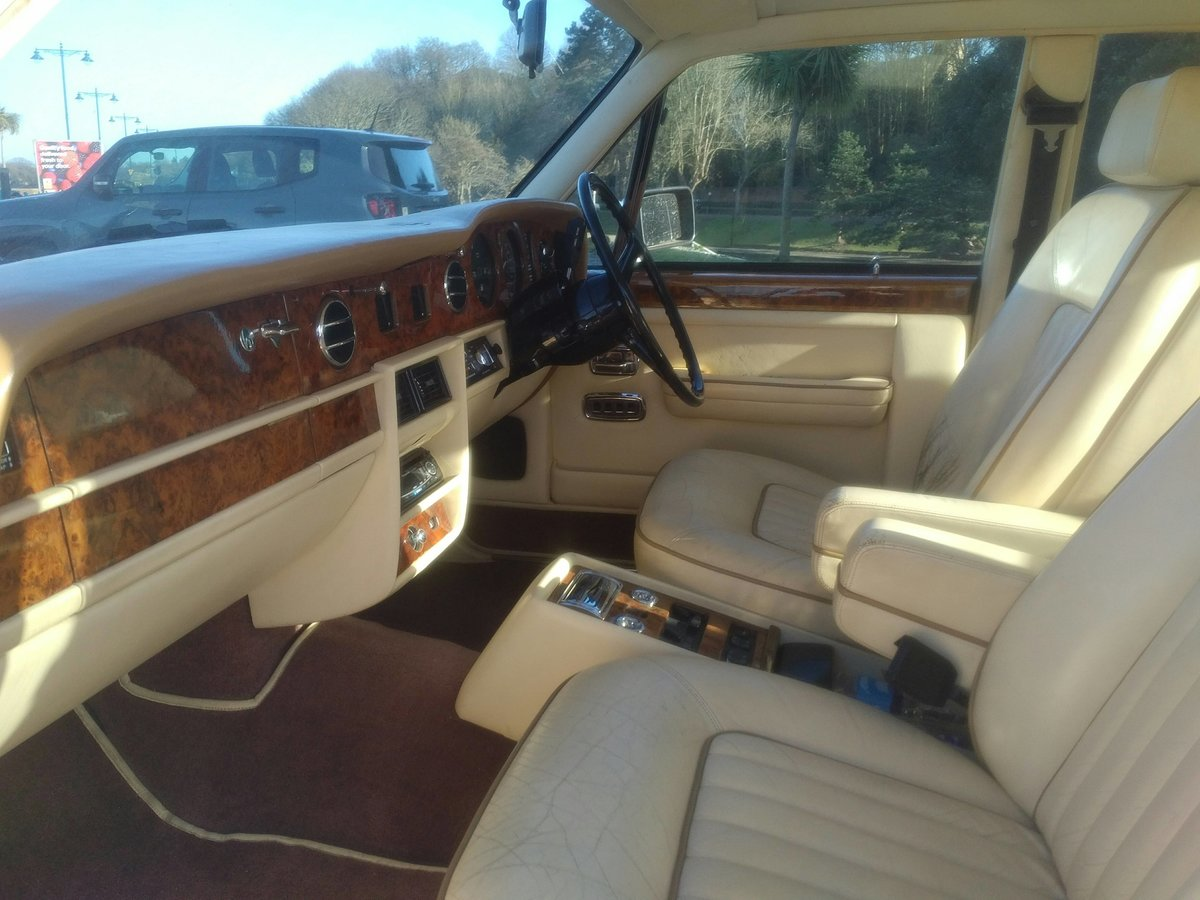 1988 Rolls Royce Silver Spirit II - Stunning For Sale (picture 6 of 6)
