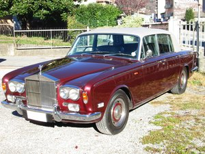 1972 Rolls-Royce Silver Shadow I - Certified ASI For Sale