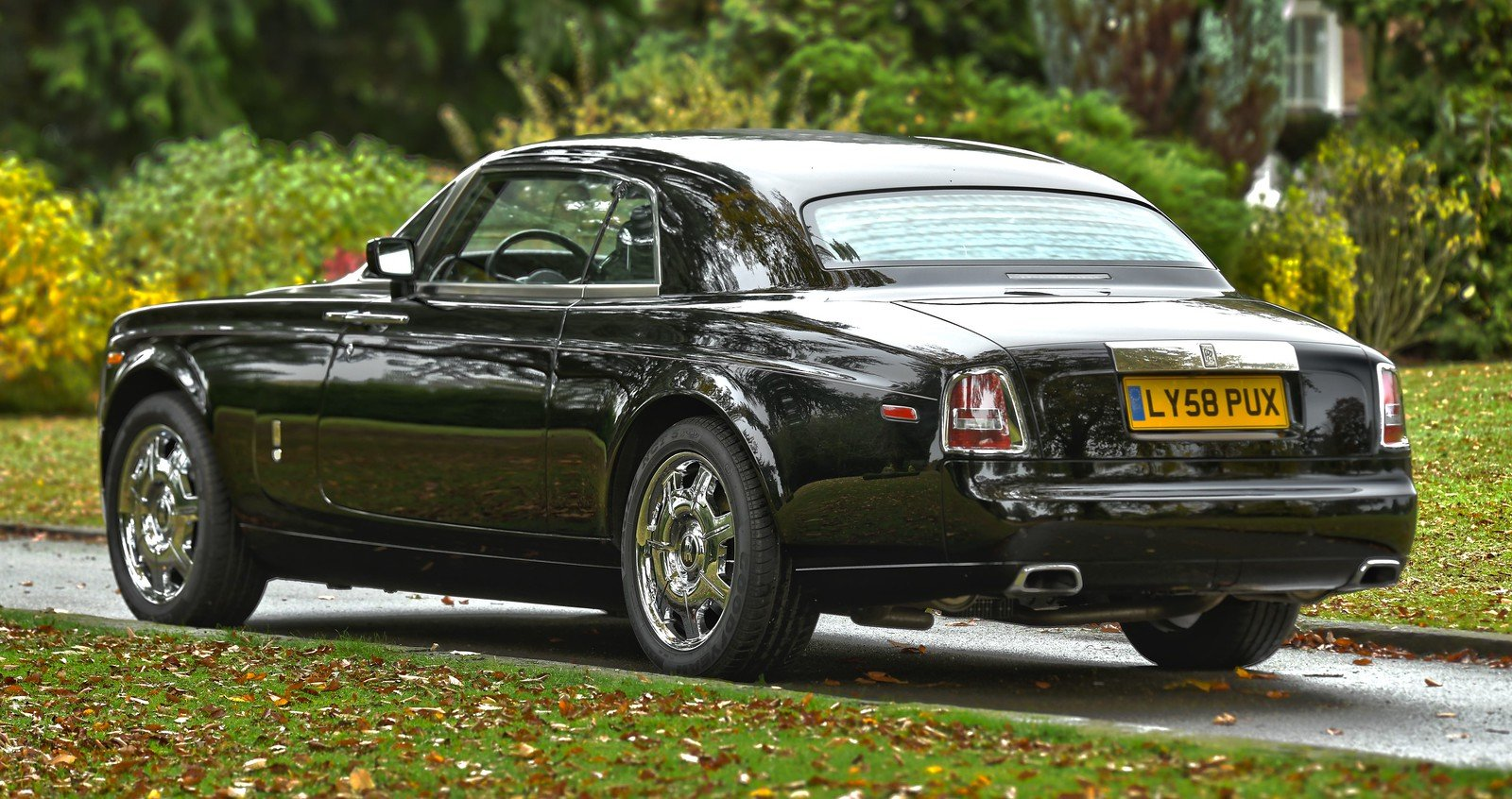 2008 2009 Rolls Royce Phantom Coupe. Left Hand Drive For Sale (picture 2 of 6)