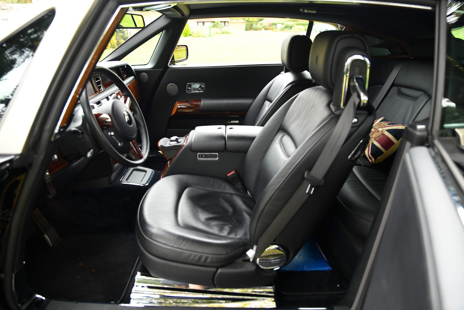 2008 2009 Rolls Royce Phantom Coupe. Left Hand Drive For Sale (picture 4 of 6)