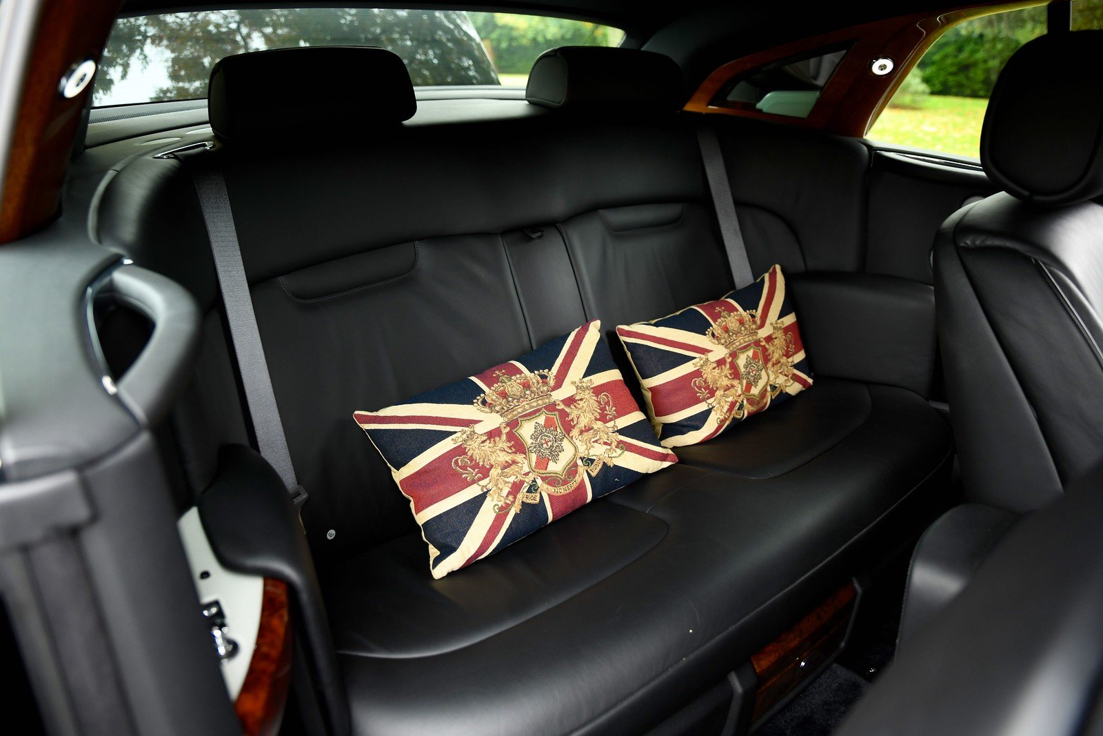 2008 2009 Rolls Royce Phantom Coupe. Left Hand Drive For Sale (picture 5 of 6)