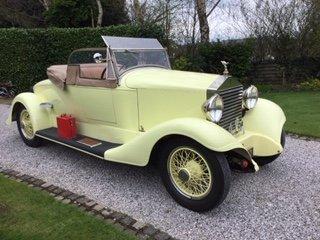 **DECEMBER AUCTION** 1923 Rolls Royce 20 HP Roadster