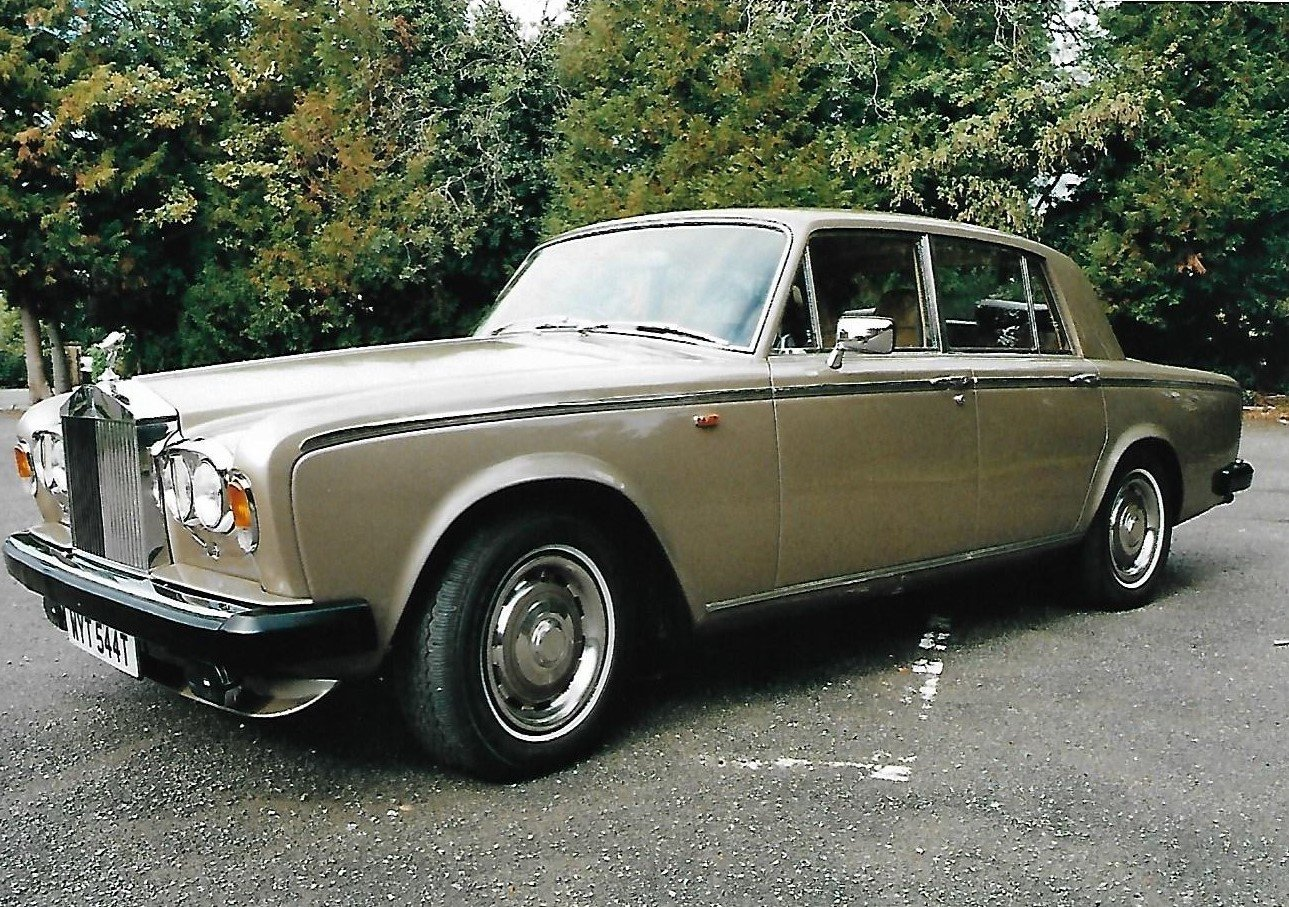 1978 Rolls royce silver shadow ii  For Sale (picture 1 of 5)