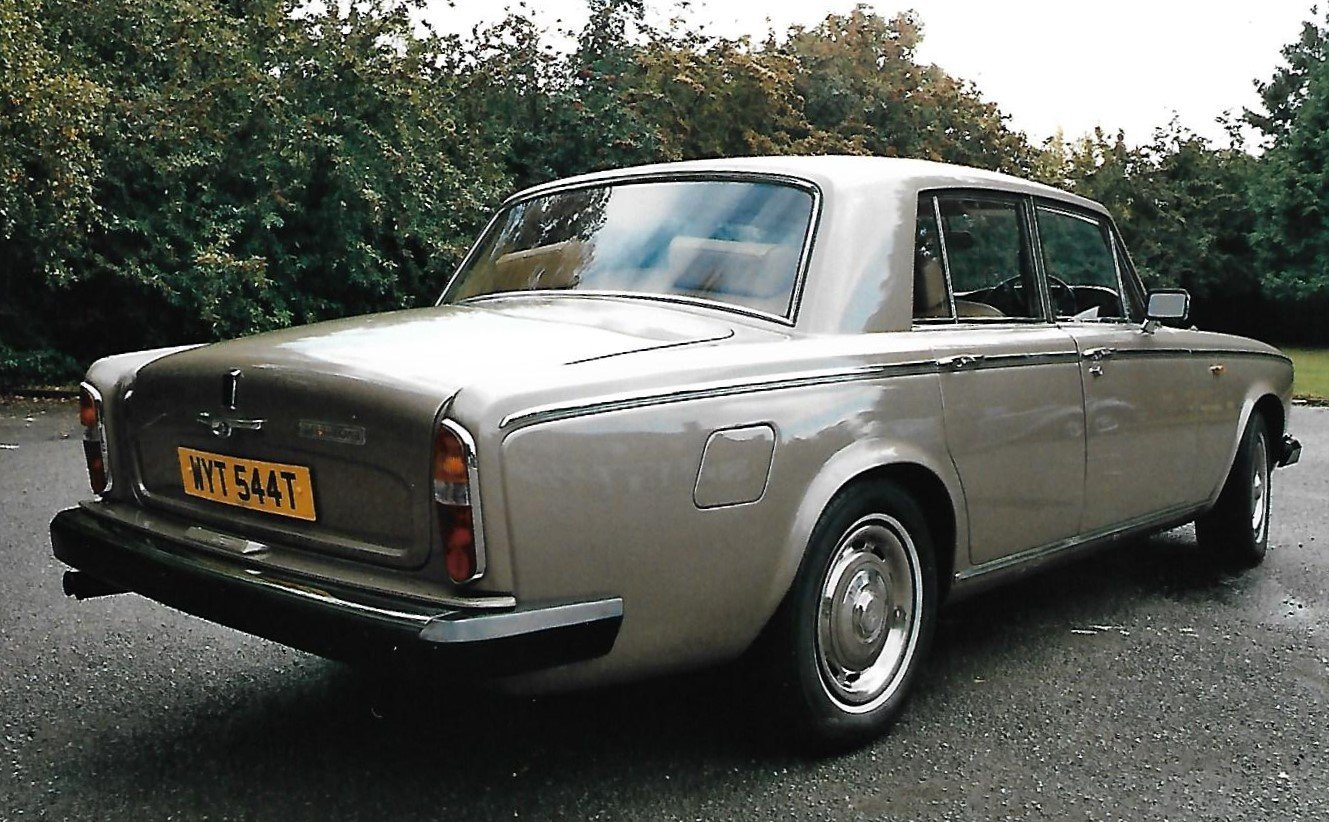 1978 Rolls royce silver shadow ii  For Sale (picture 2 of 5)